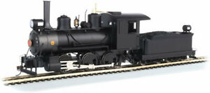 Bachmann - 0-6-0 with DCC -- Painted, Unlettered - On30
