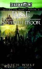 Eberron Hiers Of Ash Book 3 Rise of the Seventh Moon Rich Wulf