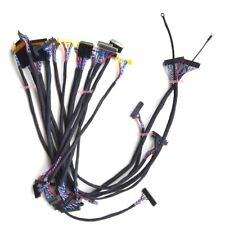 14Pcs LCD LED LVDS Cable for 12''-65'' Panel V29 V59 20pin 30pin 40pin 51Pin