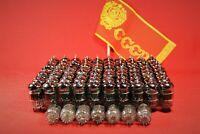 87 PCS 6N1P / 6DJ8 / 7308 / 6922 / ECC88 Vacuum double triode Audio tubes.USSR.