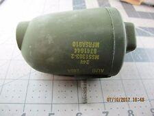 Military Front Blackout Convoy Marker Bullet Light 24 Volt M715, M915, Jeep[C4S2