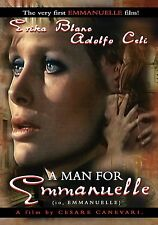 A Man for Emmanuelle [1969]    (DVD)   Brand New!!