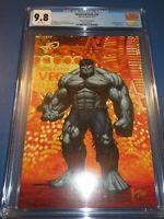 Immortal Hulk #20 Aspen Virgin Keown Grey Variant CGC 9.8 NM/M Gorgeous Gem Wow