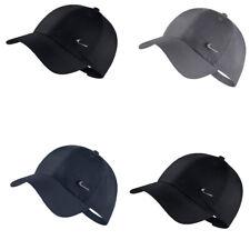 Nike Mens Baseball Caps H86 Swoosh Metal Logo Cap Sports Golf Adjustable Hat