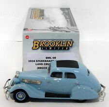 Voitures, camions et fourgons miniatures Brooklin pour Studebaker