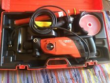 Hilti 150 core drill kit includes drill stand and water system brand new