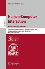 Human-Computer Interaction Applications and Services