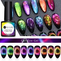UR SUGAR 7.5ml 9D Cat Eye UV Gel Nail Polish Soak Off Magnetic Gel Varnish