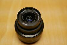 Panasonic Lumix G Vario 12-32 mm F/3.5-5.6 ASFERICA Mega O.I.S lente ED (Nero)