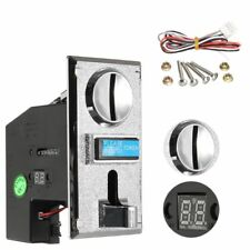 Multi Coin Acceptor Selector For Arcade Gameing Vending Machines Parts Us