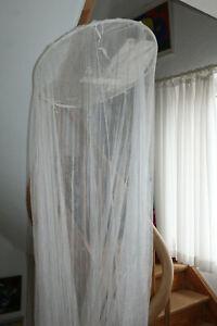Betthimmel, Moskitonetz, Insektenschutz BRYNE IKEA  Durchmesser ca 60 cm