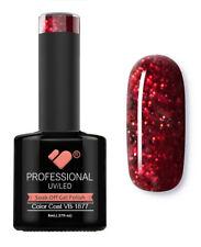VB-1877 VB Line Ruby Ritz Rubin Dark Red Saturated gel nail polish - super sale