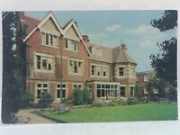 Vintage Postcard Roysdean Manor Hotel Guest Hse Derby Rd Bournemouth (now Flats)