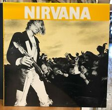 NIRVANA Live From Reading Festival 1991 LP RARE IMPORT VINYL BIG NOISE RECORDS