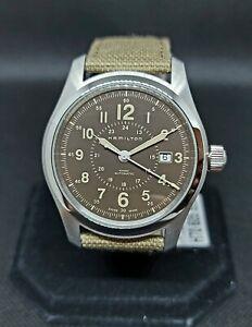 Hamilton Khaki Field Automatic 42mm Men's Swiss Made Watch H70605993