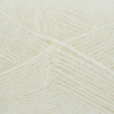 King Cole Embrace DK Soft Fluffy Eyelash Knitting Yarn Premium Acrylic 100g 2235 Cream