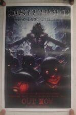 Disturbed Poster Promo Lost Children Album The