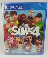 The Sims 4 Sony PlayStation 4 PS4 2017 Brand New Factory Sealed Fast Free Ship