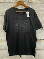 Ecko Unltd Tee Shirt Mens Size XL Black Regular Fit Logo Graphic T Shirt New