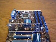 Asus P5G41C-M LX LGA 775 Motherboard With I/O Shield