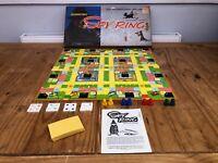 SPY RING Board Game by John Waddington Ltd - Vintage 1965