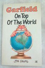Garfield - On Top of the world Book by Jim Davis (paperback 1989)