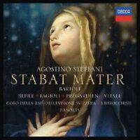 CECILIA/BEHLE/FASOLIS/I BARROCHISTI/+ BARTOLI - STABAT MATER  CD NEU
