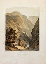 Pezolt obbligati Uomo Biedermann Maier pass Lueg Salzburg Salzach Golling buttare elevato