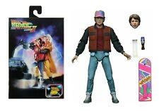 Neca ritorno al futuro Parte II Ultimate Marty McFly Action Figure - Non Menta