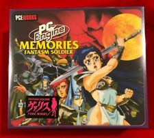 Pce Works Repro Memories Boxset: Fantasm SoldierValis Pc Engine turbo Duo-r Duo