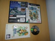 Videojuegos Final Fantasy Nintendo GameCube PAL