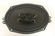ANTIQUE AUTOMOBILE RADIO 6 x 9 SDC690 DUAL VOICE COIL SPEAKER