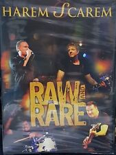 Harem Scarem - Raw & Rare (Live At Firefest) - AOR (New & Sealed)    NTSC only