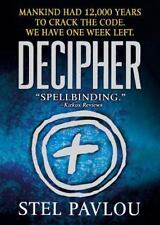 Decipher: By Stel Pavlou