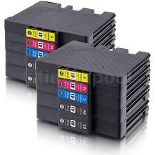 10 kompatible Gelpatronen für Ricoh Aficio SG 3100 3110 3120 7100 GC-41 BK/C/M/Y