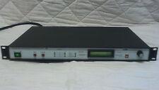 Link Electronics PDP-886 Closed Caption CC SDI XDS Encoder Decoder w/ Modem