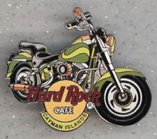 Hard Rock Cafe CAYMAN ISLANDS 2002 MOTORCYCLE Series BIKE PIN LE 750 HRC #24782