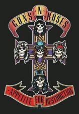Bioworld Guns N' Roses Appetite for Destruction Large Fabric Poster/flag 1100mm