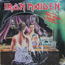 "Vinyle 45T Iron Maiden ""Twilight zone"""