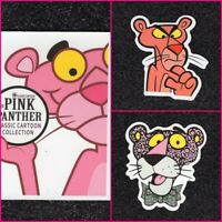Pink Panther Vinyl Sticker Lot (2 options)