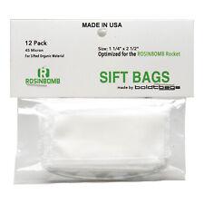 RosinBomb Rocket Sift Bag (45 Micron, 12-pack)
