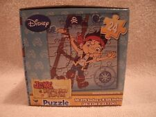 24 Piece Disney Jake And The Never Land Pirates Puzzle