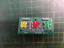 GENUINE GROVE MANLIFT PARTS 7581001306 LED CIRCUIT BOARD ASSEMBLY, N.O.S