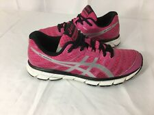 Women's Running Shoes Asics T3A9N GEL Zaraca 2 Neon Pink Size 7 US Lace Up