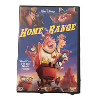 Home On The Range DVD Disney Movie 2004