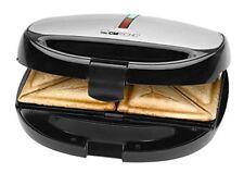 Clatronic ST/WA 3670 3in1 Sandwichmaker, Waffelautomat, Kontaktgrill, inkl.