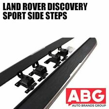 Land Rover Discovery Sport L550 2015 On Side Steps Running Boards Protection Bar