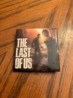 Last Of Us Promotional Pin
