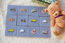 Memory Game for Baby Boys Matching Cards Kids Educational