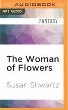 Heirs to Byzantium: The Woman of Flowers 2 by Susan Shwartz (2016, MP3 CD,...